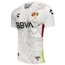 2021 Mexico Liga  All Star White Soccer Jersey