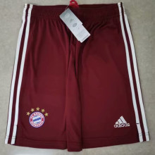 2021/22 BFC Home Red Shorts Pants