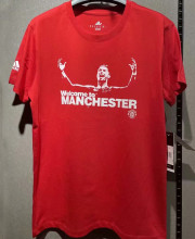 2021 RONALDO Welcome to Manchester Red Short Jersey
