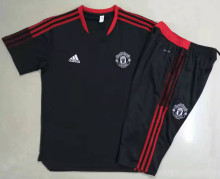 2021/22 M Utd Black Short Training Jersey(A Set)
