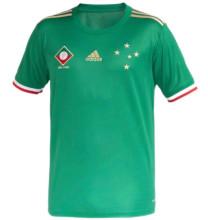2021/22 Cruzeiro Third Green Fans Soccer Jersey