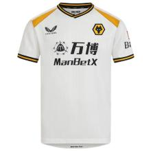 2021/22 Wolves Third White Fans Soccer Jersey
