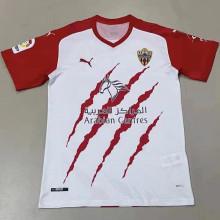 2021/22 Almeria Home White Fans Soccer Jersey