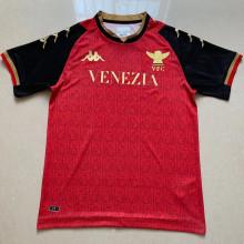 2021/22 Venezia FC 4Th Red Fans Soccer Jersey