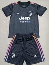2021/22 JUV Away Kids Soccer Jersey