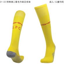 2021/22 LFC Third Yellow Sock
