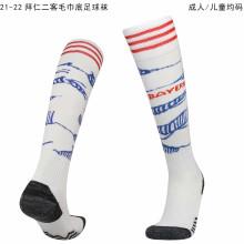 2021/22 BFC Third White Sock