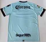 2021/22 Toluca FC Third Blue Fans Soccer Jersey