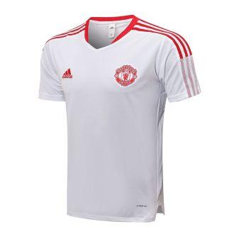 2021/22 Man Utd Black Polo Short Jersey C719