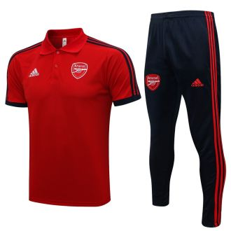 2021/22 ARS Red Polo Tracksuit