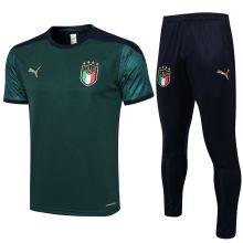 2021/22 Italyt Green Training Tracksuit