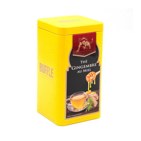 Thé gingembre au miel