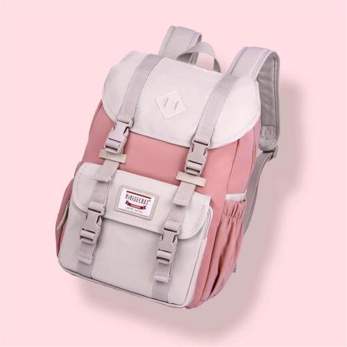 Casual Large Capacity Anti-Theft Waterproof School Travel Backpack