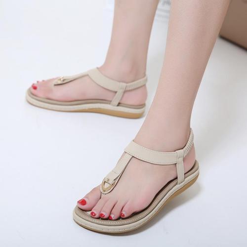Lightweight Flat Heel Flip Flops Soft Footbed Non-Slip Sandals