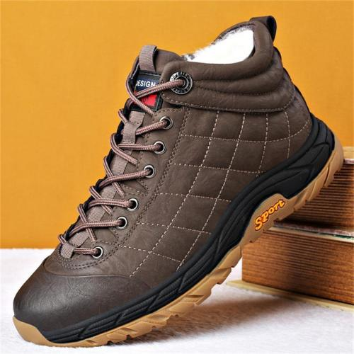 Winter Outdoor Super Warm Thicken Plush Casual Shoes