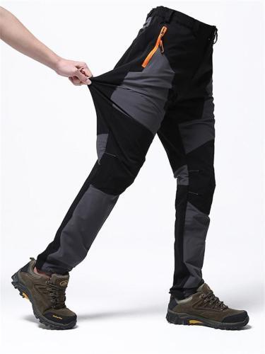 Mens Durable Outdoor Survival WaterProof Breathable Quick Dry Multifunctional Pants