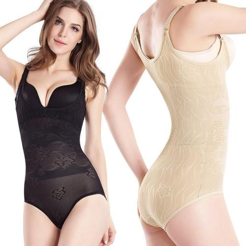 Super Elastic Body Shaper Slimming Bodysuit