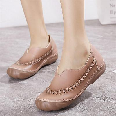 Fashionable Low-Cut Non-Slip Flat Heel Loafers