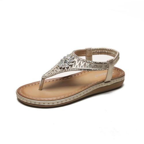 Women's Simple Anti Skid Sandals Flip-flops