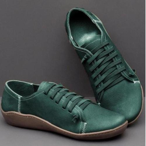Classic High-Quality Slip Resistant Flat Shoes