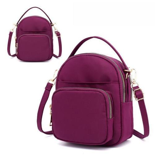 Nylon Casual 6 Inches Phone Bag Shoulder Bag Crossbody Bags