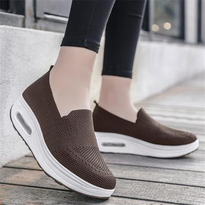Breathable Supportive Fit Rocker Bottom Quick-Dry Mesh Loafers