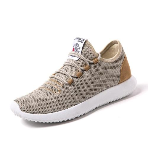 Summer Breathable Mesh Running Shoes