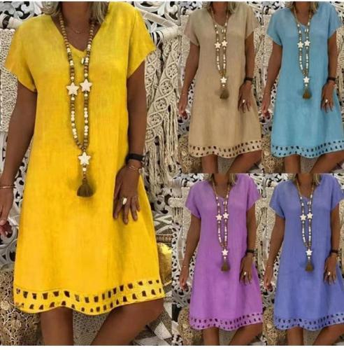 Boho Style Fashion Tassel Beaded Long Necklaces