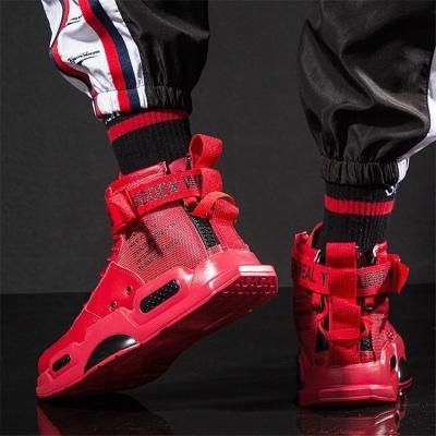New Fashion High Top Skateboard Shoes