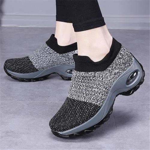 Women's Ultra Cozy Thick-Soled Increase Lightweight Slip-on Shoes