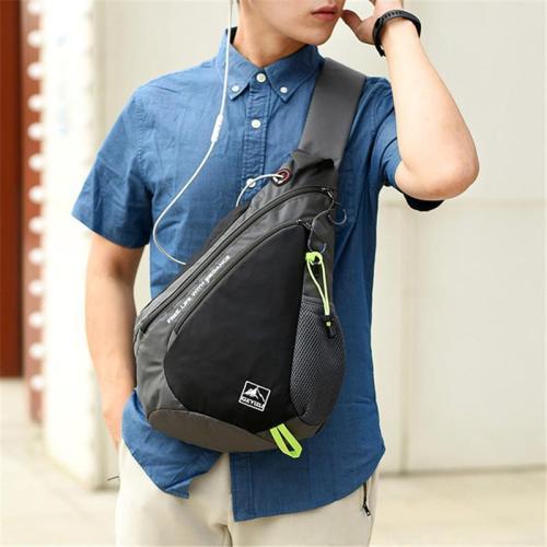 Outdoor Waterproof Large Capacity Travel Water Chest Bag Crossbody Bags