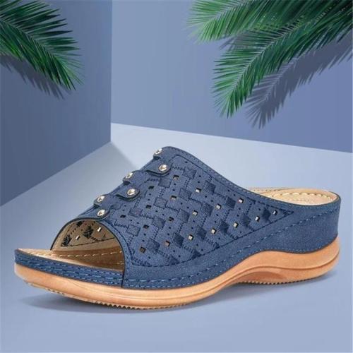 Summer Fashion Soft Comfy Platform Heel Sandals
