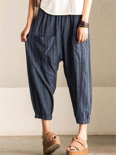 Comfy Loose Harem-pants