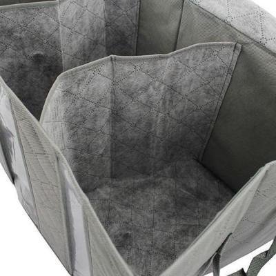 Bamboo Charcoal Storage Bag Closet Organizer Box 65L