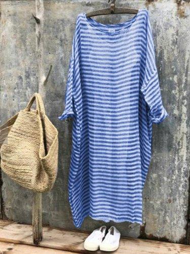 Simple & Basic Cotton Dresses