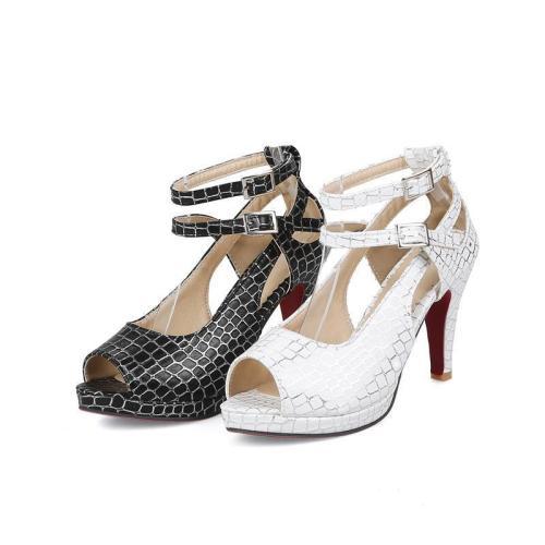 Woman's Sexy High Heel Sandals Pumps