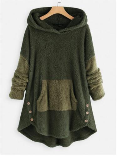 Women's Cute Comfy Hooded Sweatershirts