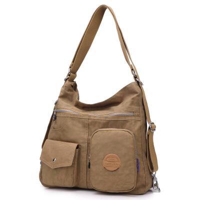 Fashion Nylon Backpacks Casual Knapsack for Teenagers