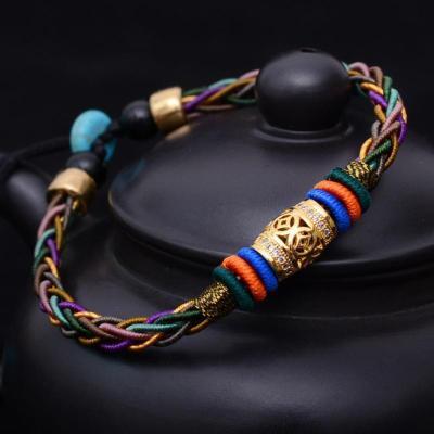 Boho Style Handmade Woven Bracelet For Women