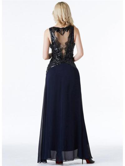 Gorgeous Sequined Gatsby Flapper 1920s Dress for Evening Party