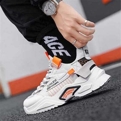 Fashion Non Slip Personality Patchwork Sneakers