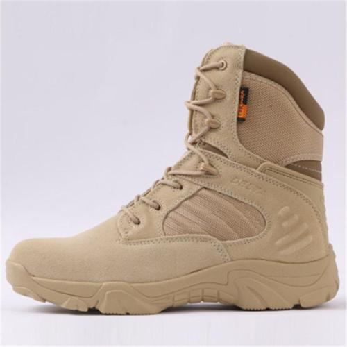Non Slip Outdoor Tactical Climbing High Top Combat Boots