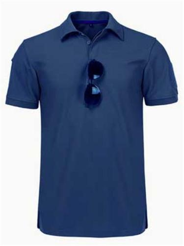 Elastane Quick Dry Tactical Short Sleeve Shirts