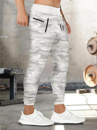 Slim Fit Casual Workout Ankle Pants
