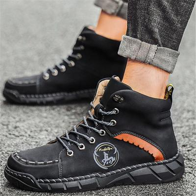 Fashion Non Slip Breathable Combat Boots