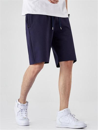 Men's Plus-sized Daily Shorts Comfy Sport Loose Beach Shorts