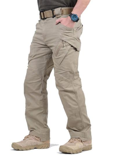 Waterprrof Plain Outdoor Fishing Climbing Tactical Pants