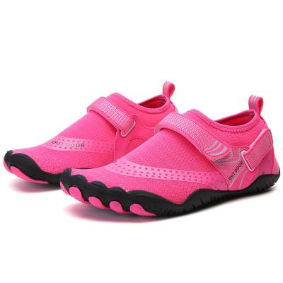 Unisex Quick Dry Breathable Low-Top Flat Heel Lightweight Wading Shoes