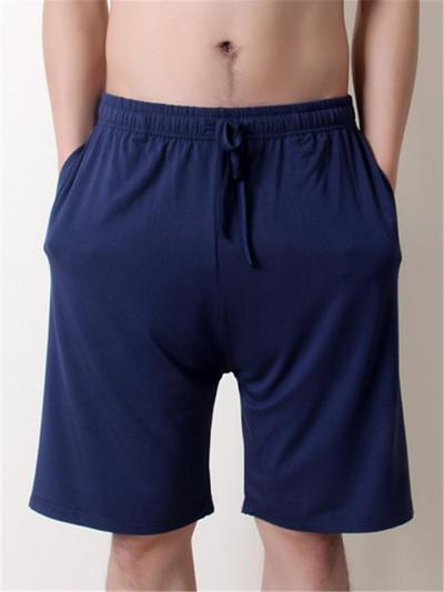 Loose Casual Lightweight Comfy Knee Shorts
