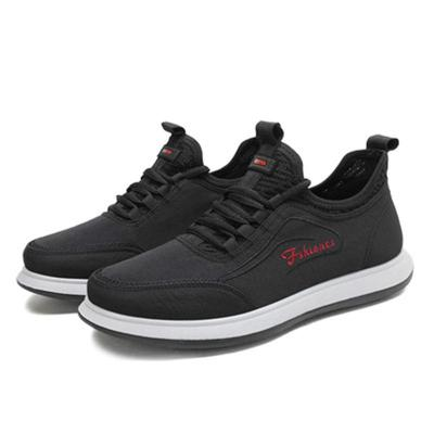 Breathable Fashion Casual Soft Canvas Lace Up Shoes